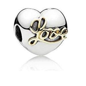 PANDORA Heart of Love Bracelet ClipNWT